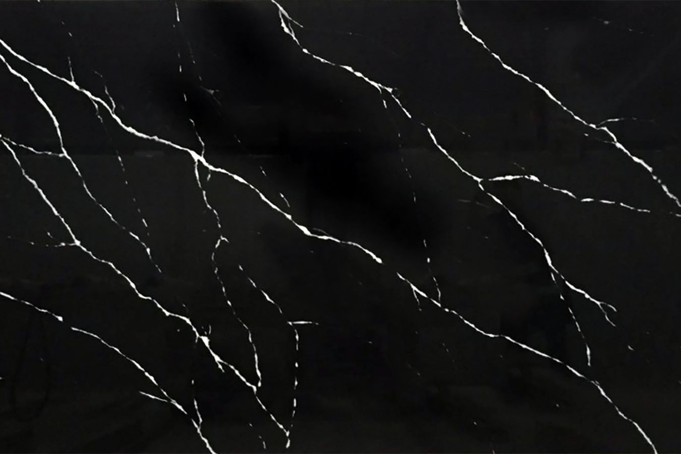Nero Marquina Quartz slab
