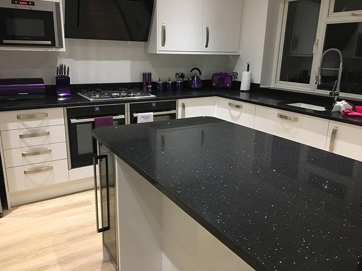 Planning a New Kitchen Quartz Worktop