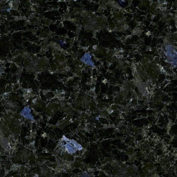 Volga Blue granite worktop