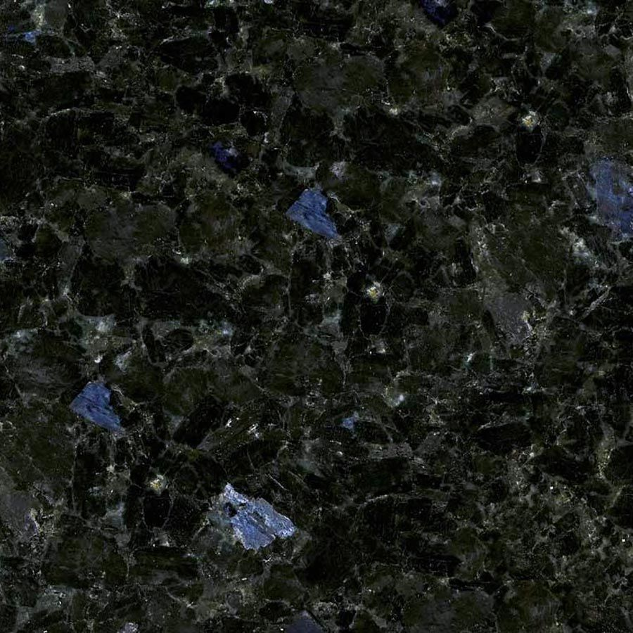 Volga Blue granite worktop